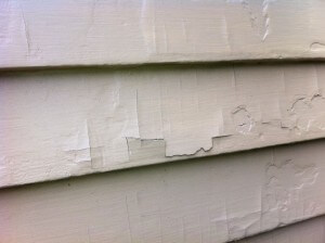 Why is my paint peeling catchlight painting - Exterior paint peeling concept ...